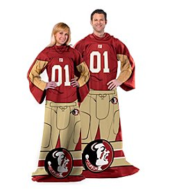 Florida State University Full Body Player Comfy Throw