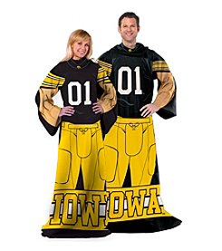 NCAA® University of Iowa Full Body Player Comfy Throw
