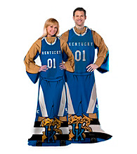 University of Kentucky Full Body Player Comfy Throw
