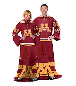 University of Minnesota Full Body Player Comfy Throw