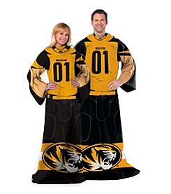University of Missouri Full Body Player Comfy Throw