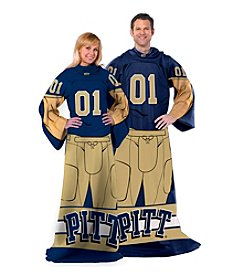 University of Pittsburgh Full Body Player Comfy Throw