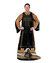Purdue University Full Body Player Comfy Throw