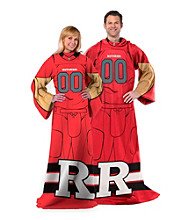 Rutgers University Full Body Player Comfy Throw