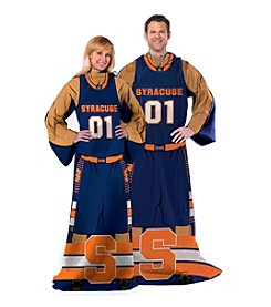 Syracuse University Full Body Player Comfy Throw