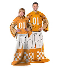 University of Tennessee Full Body Player Comfy Throw