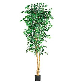 Nearly Natural® 7' Ficus Silk Tree