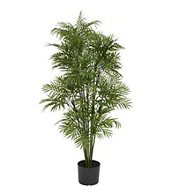 Nearly Natural® 4' Plastic Parlour Palm Tree