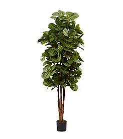 Nearly Natural® 6' Fiddle Leaf Fig Tree