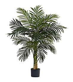 Nearly Natural® Golden Cane Palm Tree