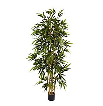 Nearly Natural® 6' Bamboo Tree