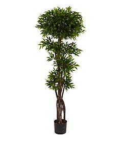 Nearly Natural® 5' Ruscus Tree