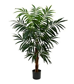 Nearly Natural® 4.5' Bulb Areca Tree