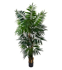 Nearly Natural® 6' Bulb Areca Palm Tree