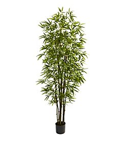 Nearly Natural® 7' Green Bamboo Tree