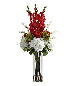 Nearly Natural® Giant Mixed Floral Arrangement