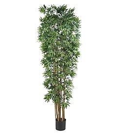Nearly Natural® 7' Bamboo Japanica Silk Tree