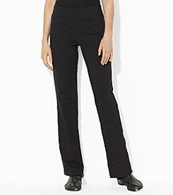 Lauren Active® Active Jersey Pants