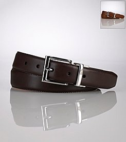 Polo Ralph Lauren® Men's 'Vachetta' Reversible Leather Belt