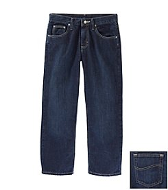 Lee® Boys' 8-20 Husky Ink Dark Relaxed Jeans