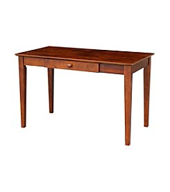 International Concepts Alice Writing Desk with Drawer