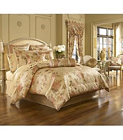 J. Queen New York Heritage Coral Bedding Collection