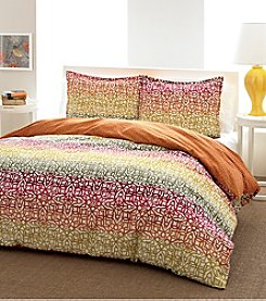 Fiesta Stripe Mini Duvet Set by City Scene™