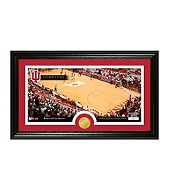 Indiana University Court Bronze Coin Panoramic Photo Mint by Highland Mint
