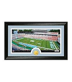 University of North Carolina Stadium Bronze Coin Panoramic Photo Mint by Highland Mint