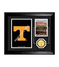 University of Tennessee Fan Memories Desktop Photo Mint by Highland Mint