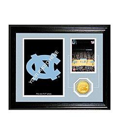 University of North Carolina Court Fan Memories Desktop Photo Mint by Highland Mint