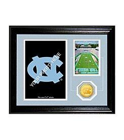 University of North Carolina Fan Memories Desktop Photo Mint by Highland Mint
