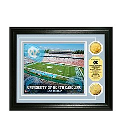 University of North Carolina Gold Coin Photo Mint by Highland Mint