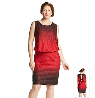 plus length dresses sears