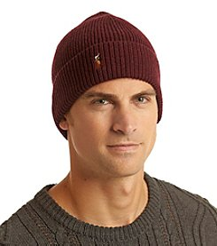Polo Ralph Lauren® Men's Signature Merino Cuffed Hat