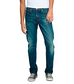 Levi's® Men's Cash Blue 513™ Slim-Straight Fit Jean