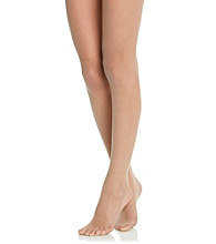Hanes® Silk Reflections Tulle Net Sheer-To-Waist Pantyhose