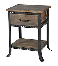 Madison Park® Rustic End Table