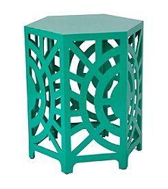 Madison Park® Octagon Drum Accent Table