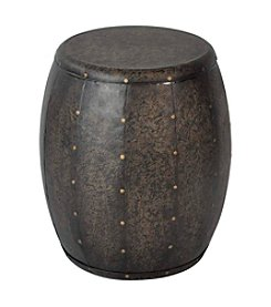 Madison Park® Hand Painted Drum Accent Table