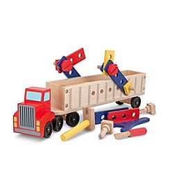 Melissa & Doug® Big Rig Building Set