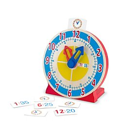 Melissa & Doug® Turn and Tell Clock