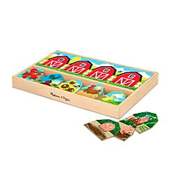 Melissa & Doug® Farm Sequencing Storytelling Set