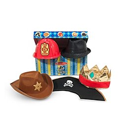 Melissa & Doug® Top This!  Role Play Hats