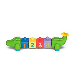 Melissa & Doug® Pop Blocs Crocodile