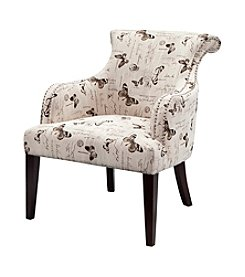 Madison Park® Alexis Cream Rollback Accent Chair