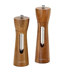 Rachael Ray® Tools and Gadgets 2-pc. Acacia Salt and Pepper Grinder Set