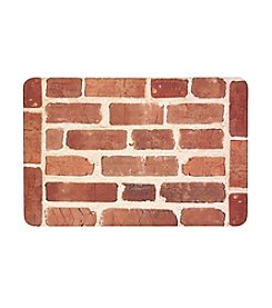 Bungalow Flooring New Wave Framed Brick Floor Mat