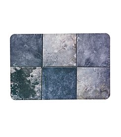 Bungalow Flooring New Wave Clean Slate Cool Floor Mat