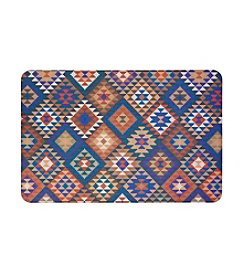 Bungalow Flooring New Wave Kilim Blanket Floor Mat